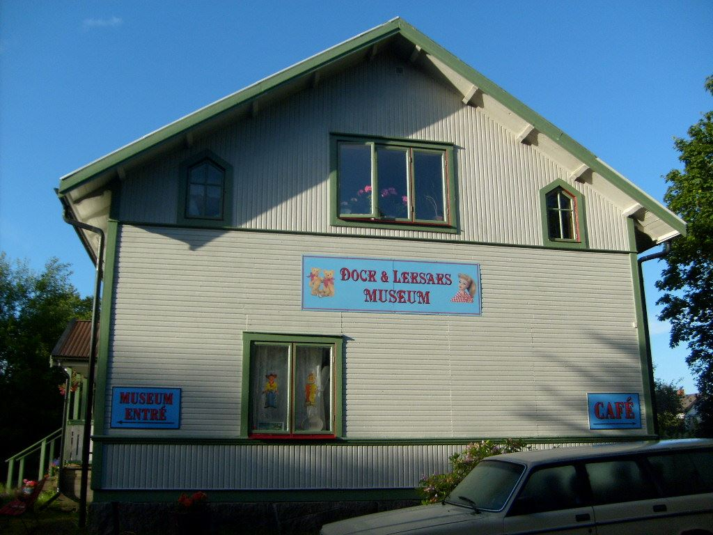 The Doll and Toy Museum in Bodafors