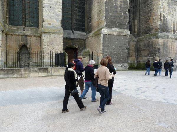 Chasse au trésor à Reims par CAP ORIENTATION