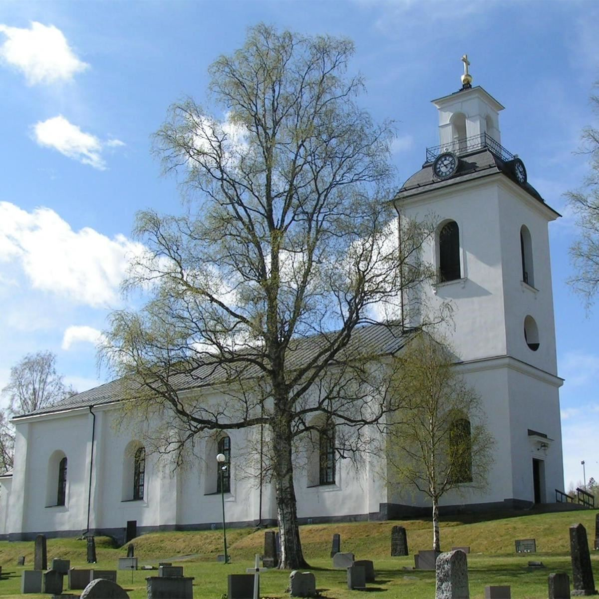 Helgums kyrka