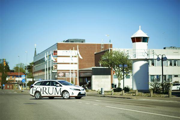 Oskarshamn/Oscar, STF Vandrarhem