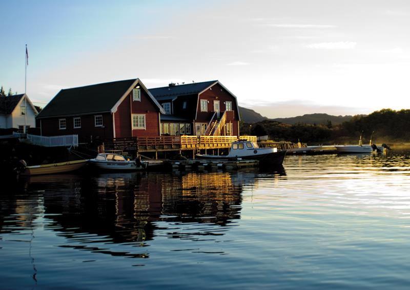 © Huset på Yttersiden, Ringstad Sjøhus