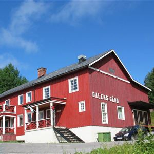 Dalens Gård i Edsåsdalen