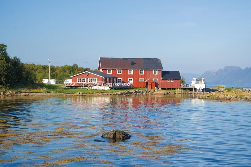 Toftenes Sjøhuscamping
