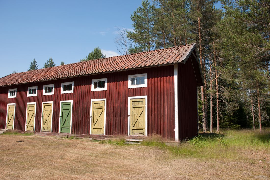 Elizabet Westerlund,  © Nordmalings kommun, Håknäsbacken