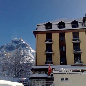 Hotel Edelweiss Engelberg