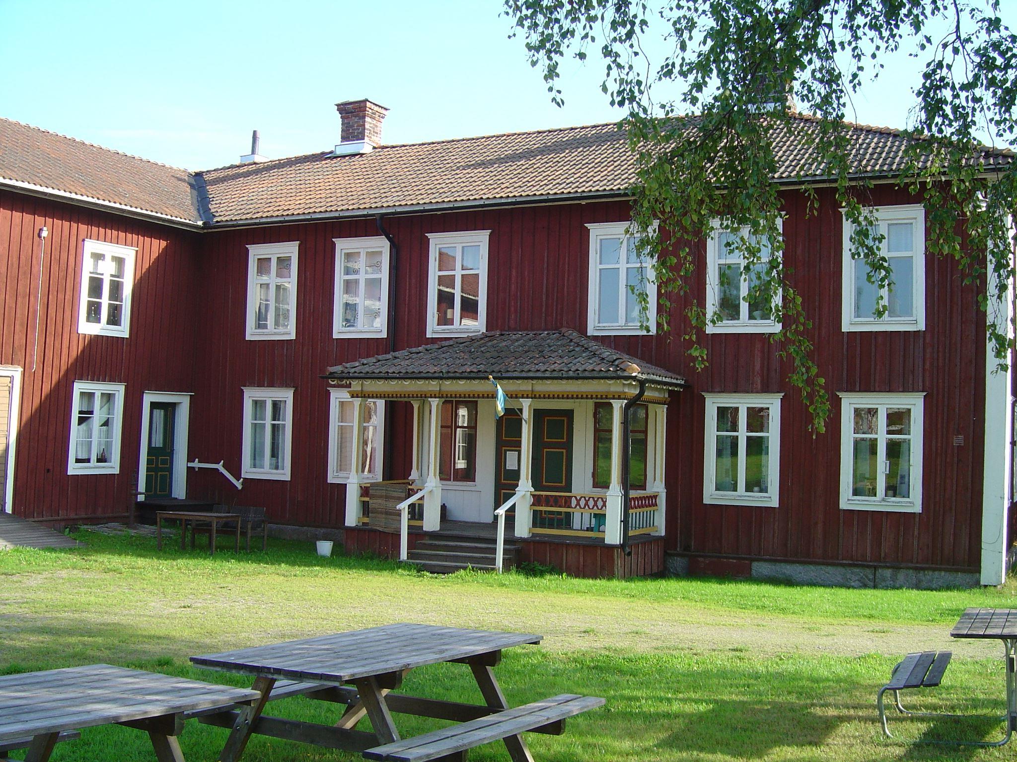 arkiv Nordanstigs turistbyrå,  © arkiv Nordanstigs turistbyrå, Jättendals Hembygdsgård