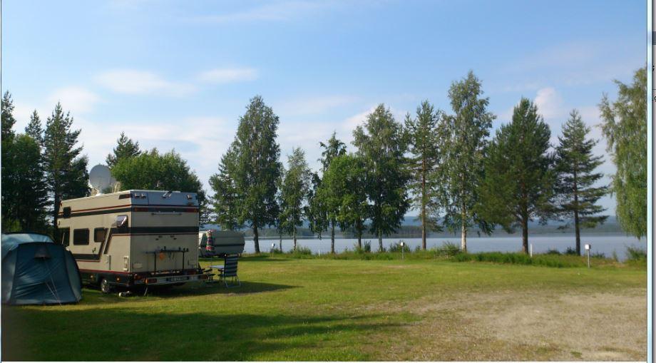 Bybergets naturcamping & stuga