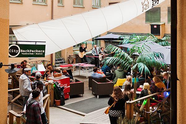 City Backpackers Vandrarhem/Hostel (SVIF)