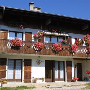 Lägenhet för upp till 6 personer med 3 rum på Clos - Les Gets