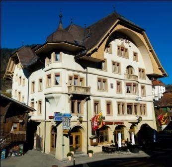 Hotel Landhaus - Saanen