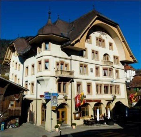 Hotel Landhaus Saanen