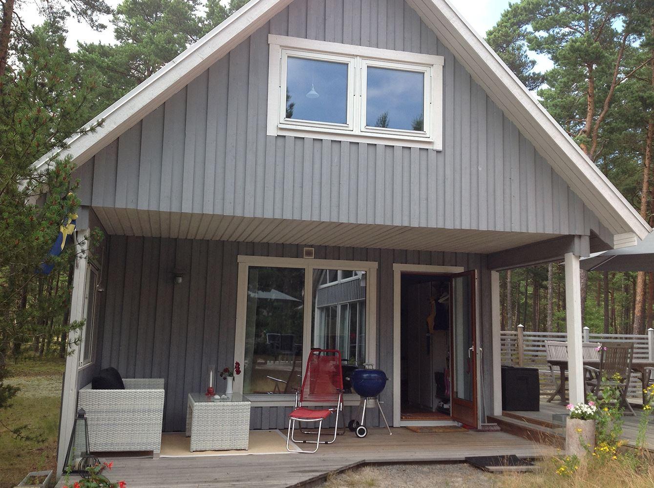 Gäststuga - Yngsjö strand (Ingrid Hultman)