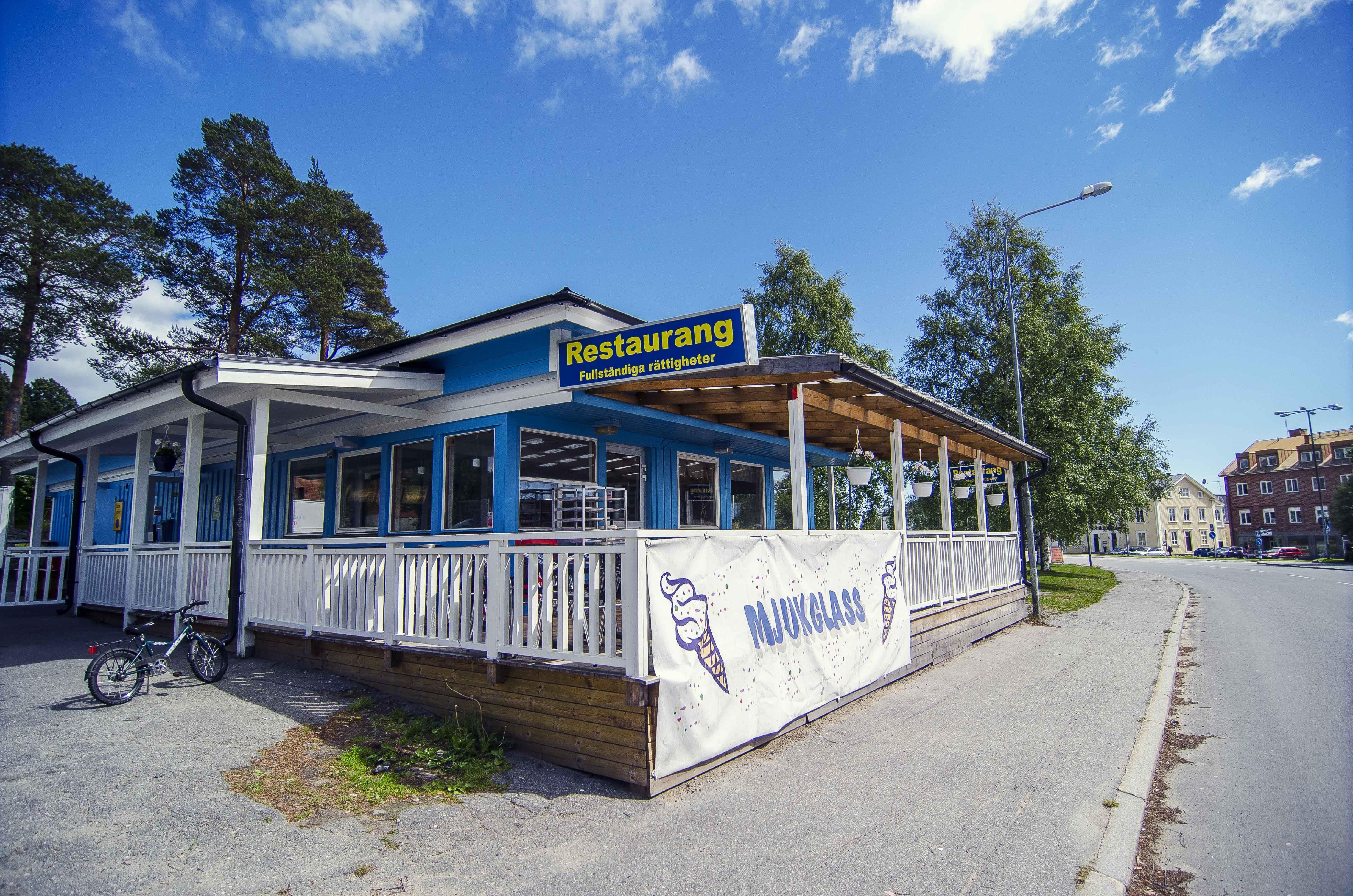 Häggströms kiosk (Blå kiosken)