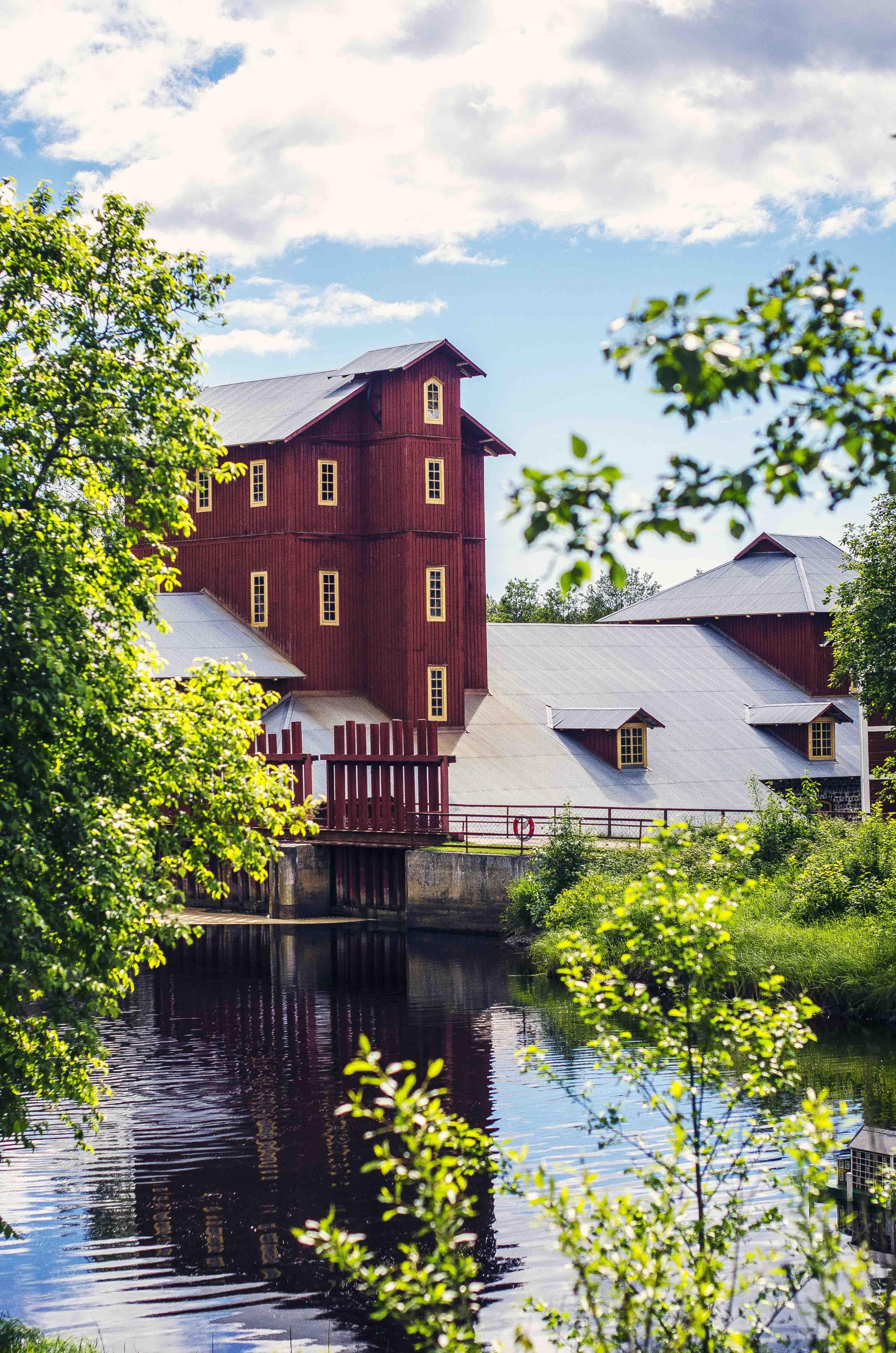 Olofsfors Bruk - Eisenhütte