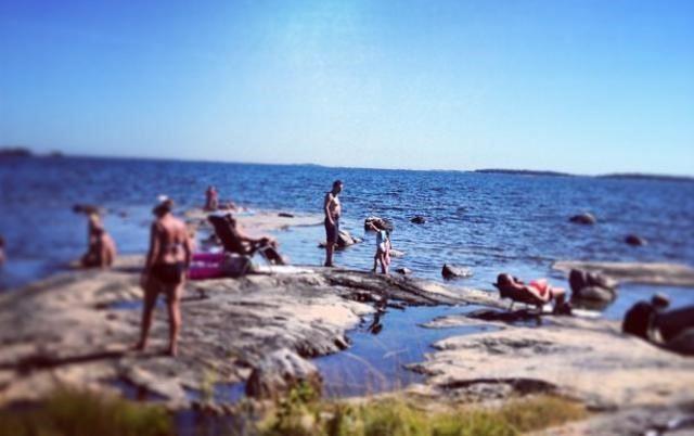 Guidad vandring på Östra Lagnö