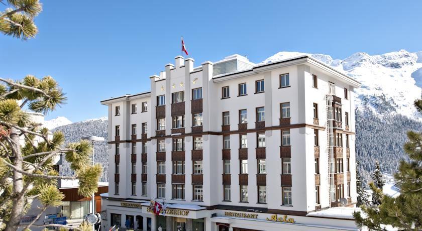 Hotel Schweizerhof - St. Moritz