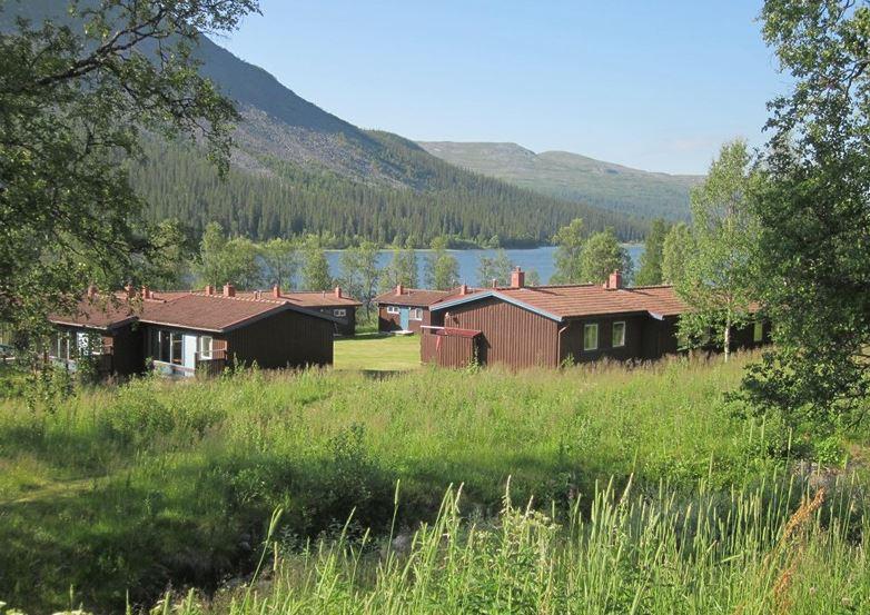Stay in a cabin in Bydalens fjällby