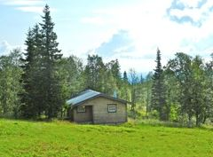 Cabins in Fjällhalsen