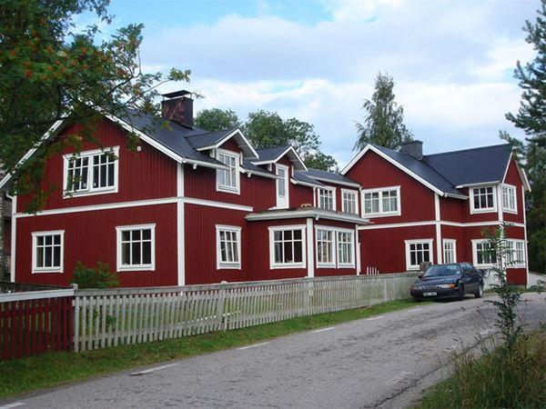 Huset efter renoveringen 1.