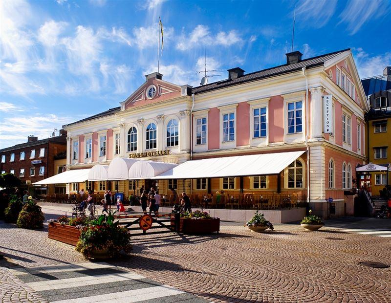 Vimmerby Stadshotell Restaurang