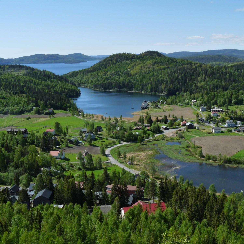 Foto: Milly Lundstedt, Stortorget - Häggvik