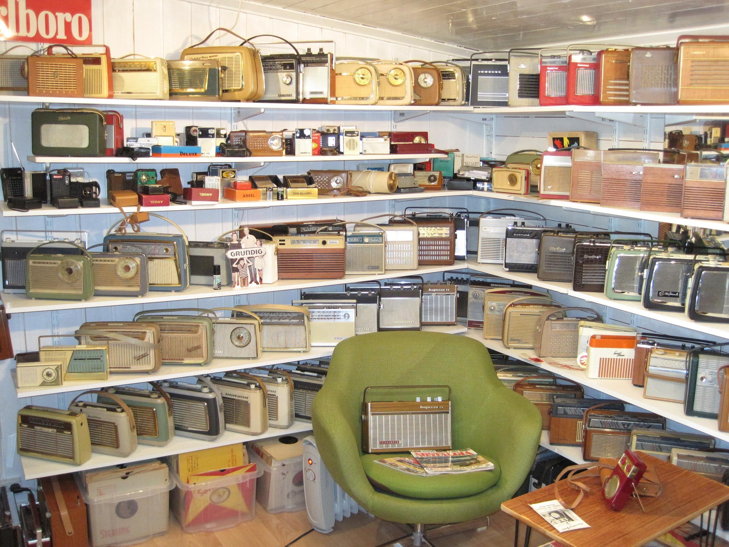 Radiogubbens Transistormuseum