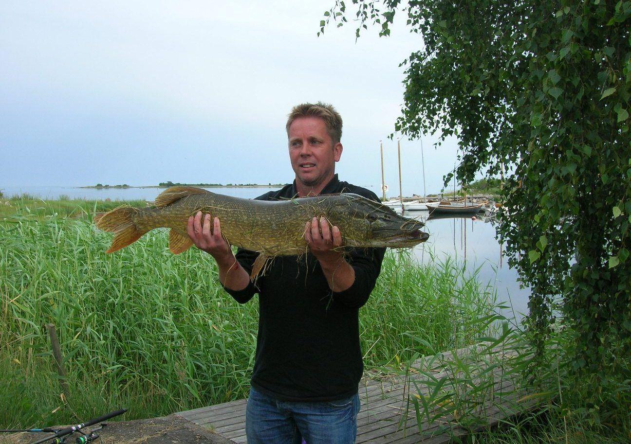 Fishing in Torsås Municiplaity