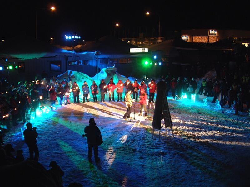 © Tor Johansen, Borealis Alta Winter Festival
