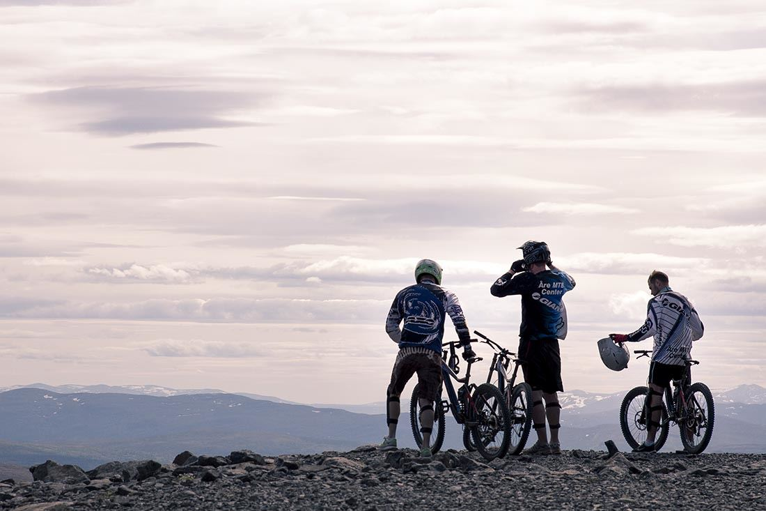 Åre mountain bike center