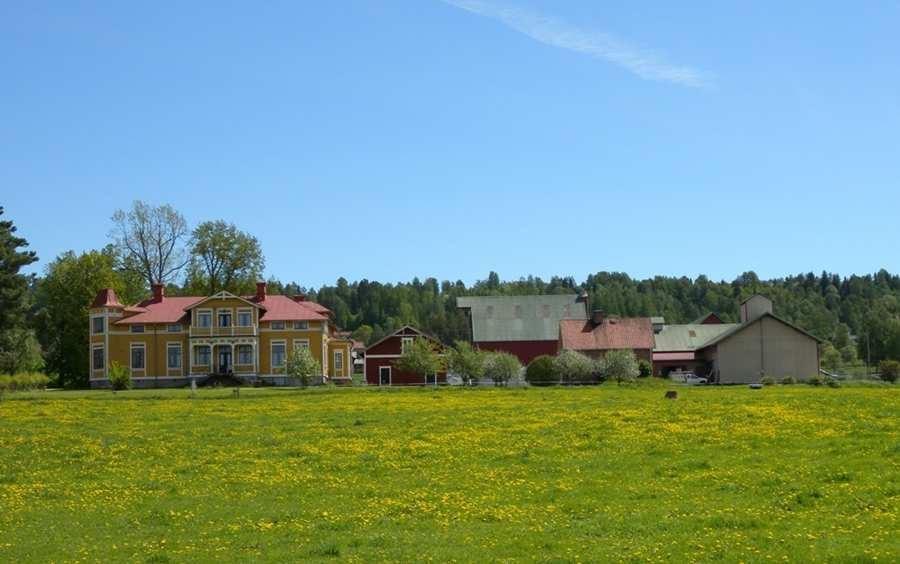 Lindängets Gård, Orsa