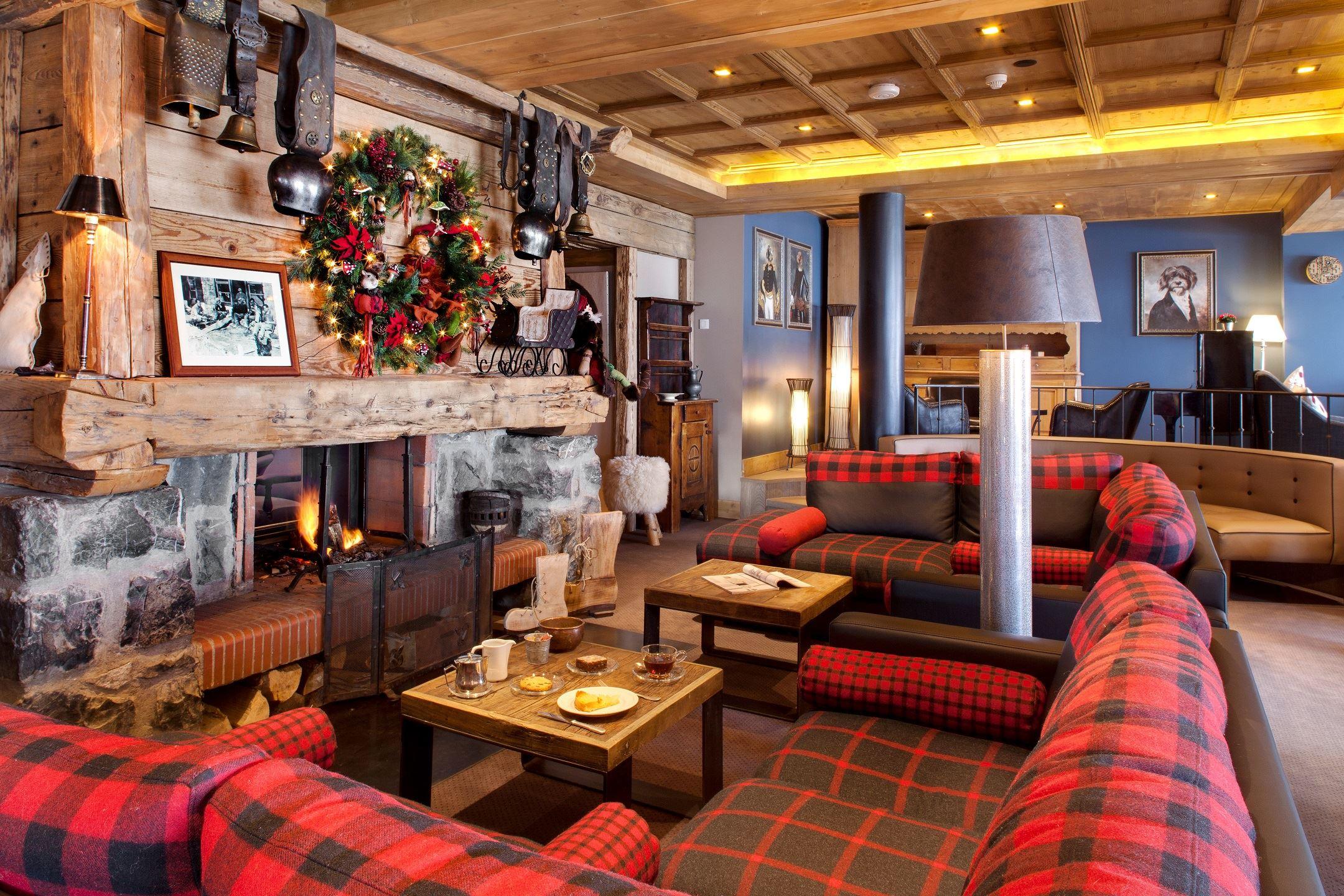 Отель La Marmotte