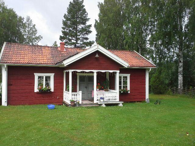 Solgården i Matfors