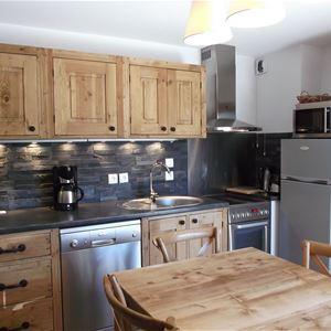Lägenhet för upp till 6 personer med 2 rum på Chanteneige - Les Gets