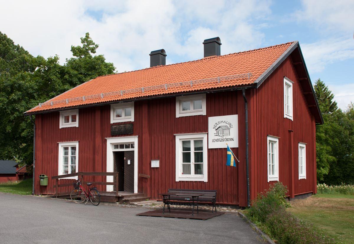 Elizabet Westerlund,  © Nordmalings kommun, Nordmalings hembygdsmuseum