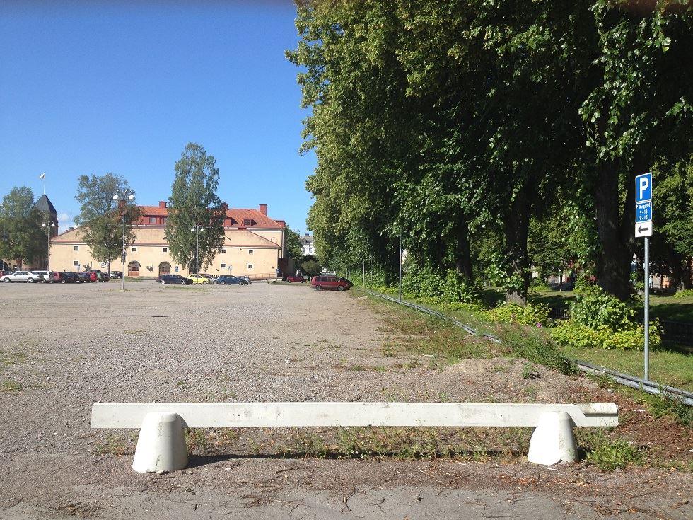 Ställplats Holmkanalen - Culinarparkeringen
