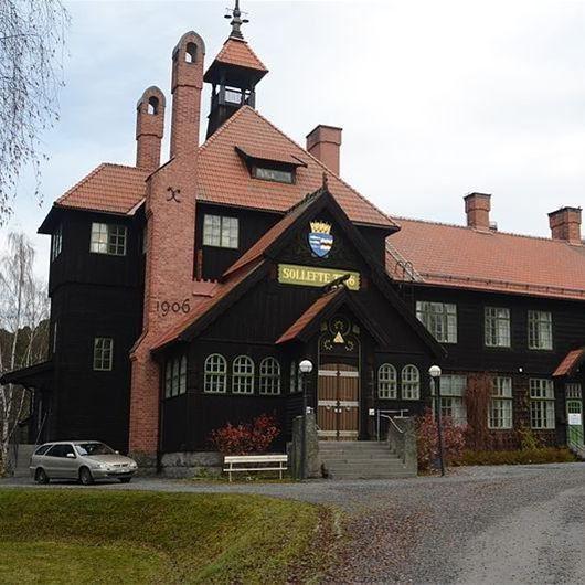 Gamla Tingshuset Sollefteå