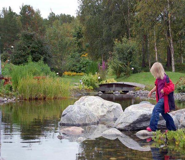 © Ingvild Wartiainen, Svanhovd i Pasvikdalen