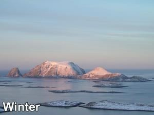 Tailor made boat trips along the northernmost coast of Northern Norway