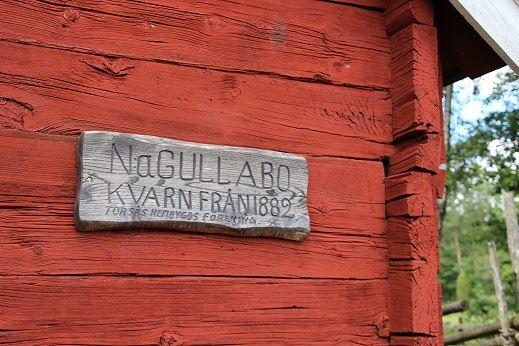 Norra Gullabo, Kvarn från 1882