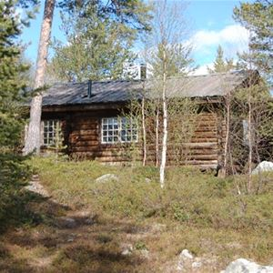 Villmarkshytte - Sortbrysttjern Øvre Pasvik Nasjonalpark
