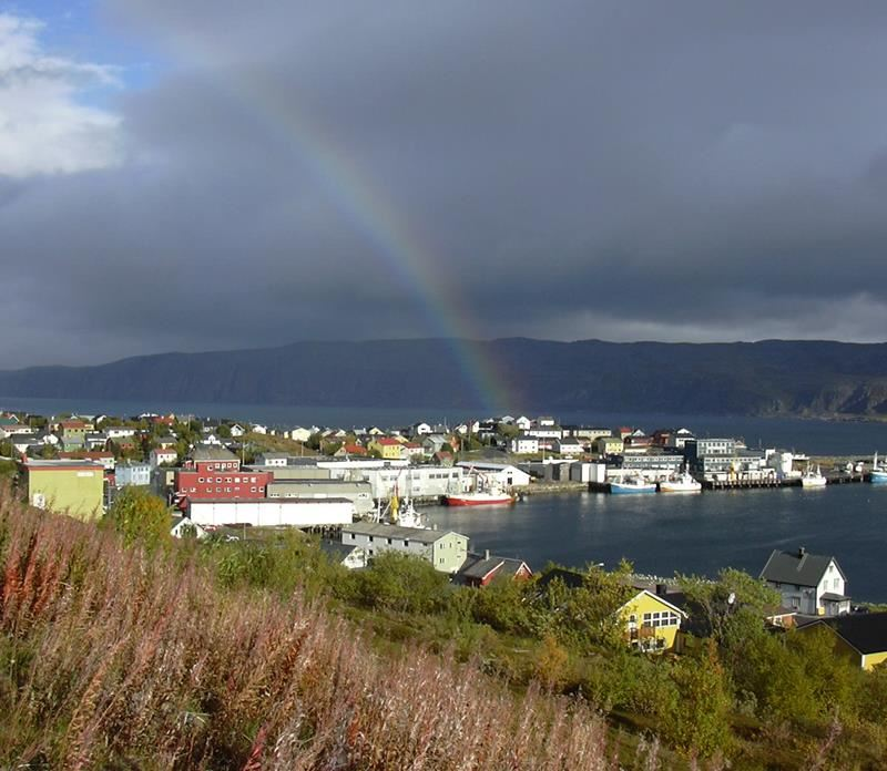 © Hans A. Nergaard, Båtsfjord
