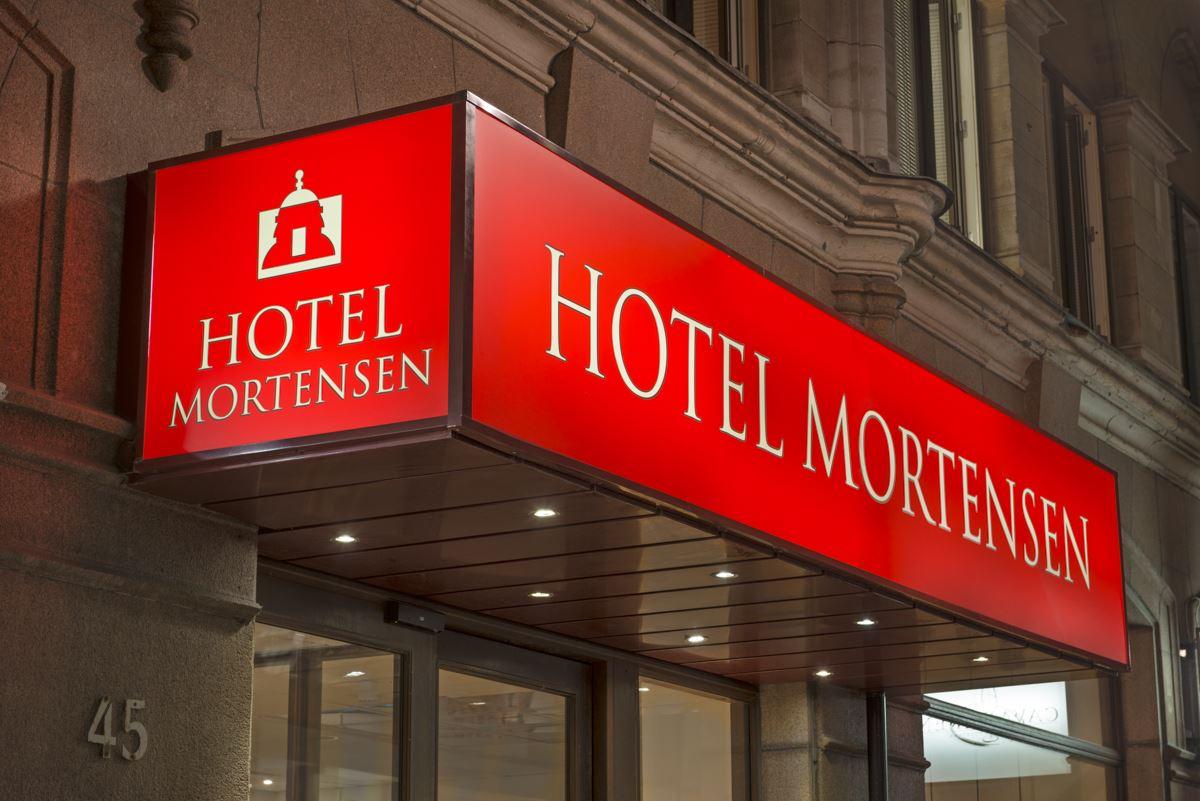 Hotell Mortenson