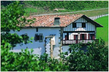 La Maison Basque Ortillopitz à Sare