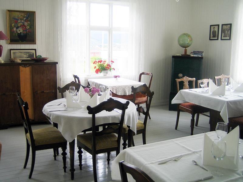 Cafè Gamle Posthuset- Skagakaia