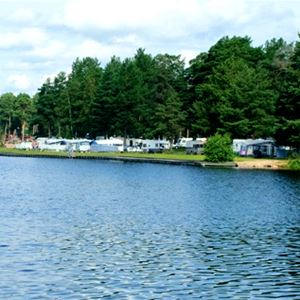 Siljansbadets Camping / Camping