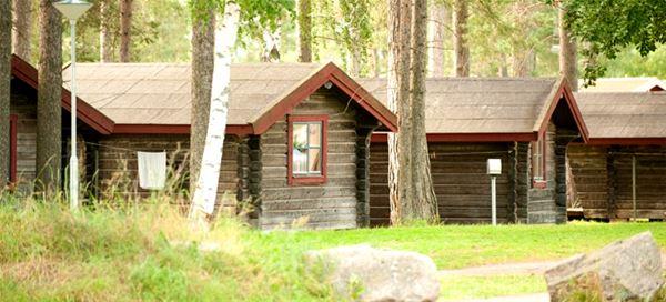 Siljansbadets Camping / Cottages