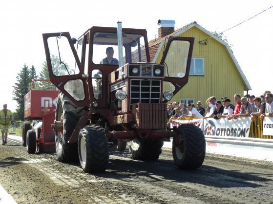 Foto: Johanna Almström och Ola Viklund, Richards Traktor- och Maskinmuseum