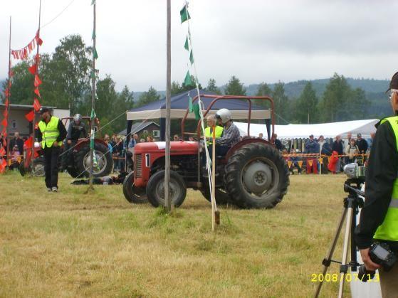 Traktor race