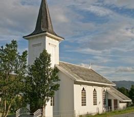 © Kjell Johansen, Kvalsund kirche