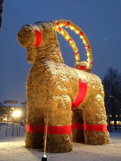 The History of the Gävle Goat